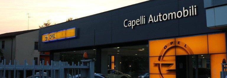 Concessionaria Opel e vendita usato Jeep in provincia di Cremona