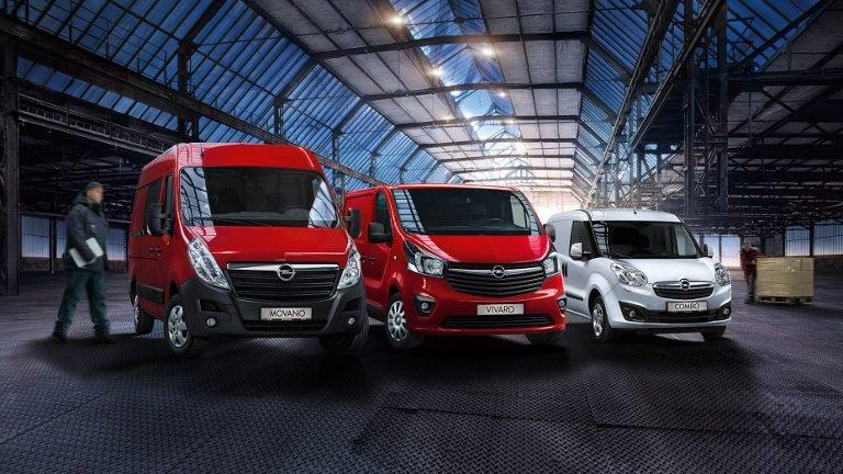 Veicoli commerciali Opel in provincia di Cremona