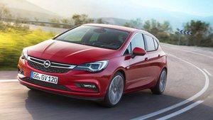 Opel Astra a Metano in arrivo!